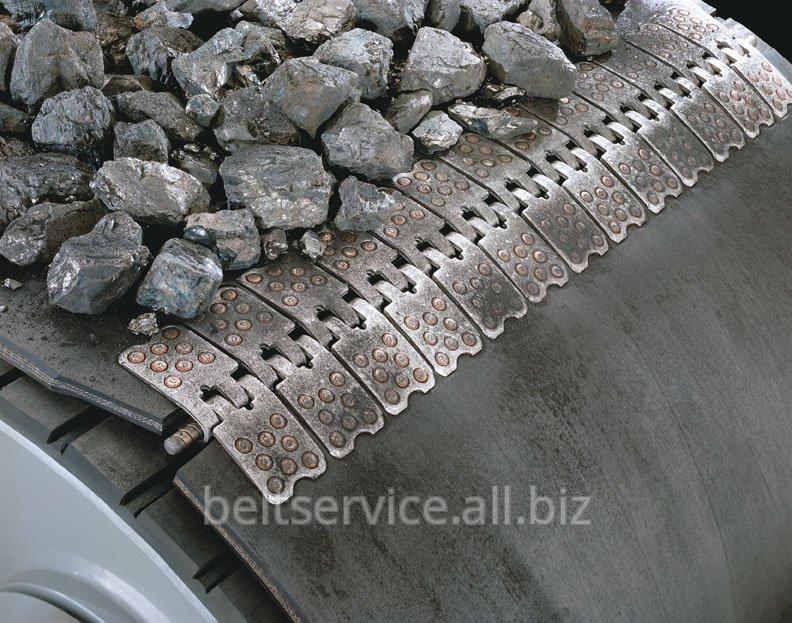 Flexco Rivet Hinged SR шарнирные заклепочные соединители конвейерных лент