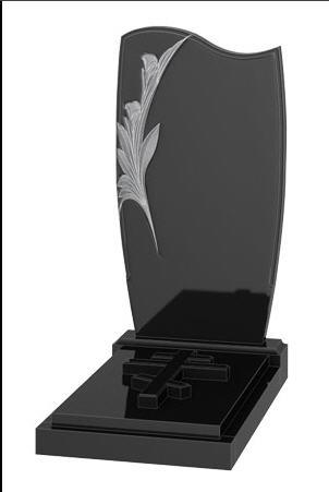 Какой памятник заказать Мемориальный одиночный комплекс с крестом Фурманов