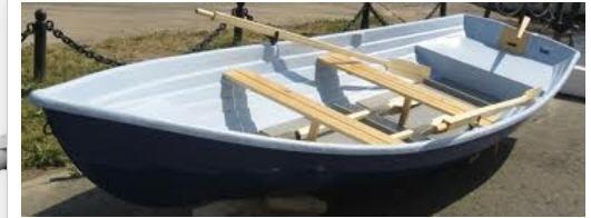 قیمت قایق چوبی