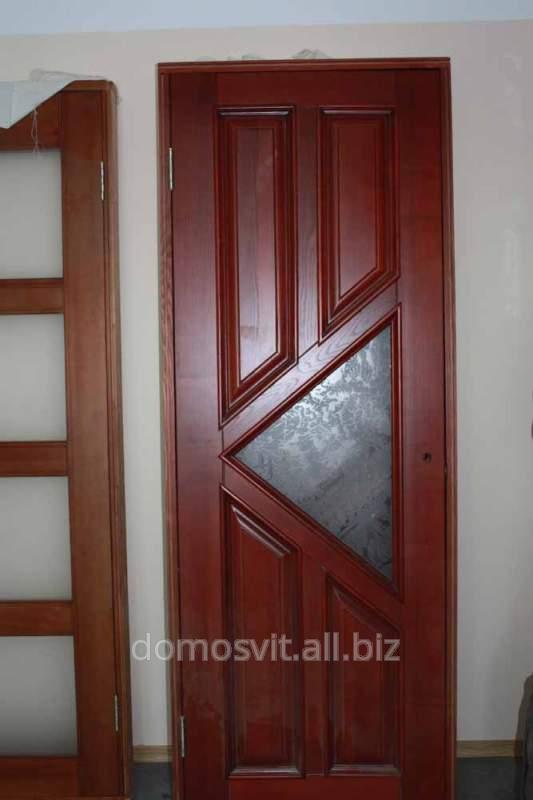 Дверь Д-6, приобрести межкомнатные двери качественной сборки от производителя в Украине