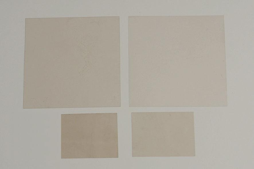 Buy Mica plates for GOST 13750-88 instrument making