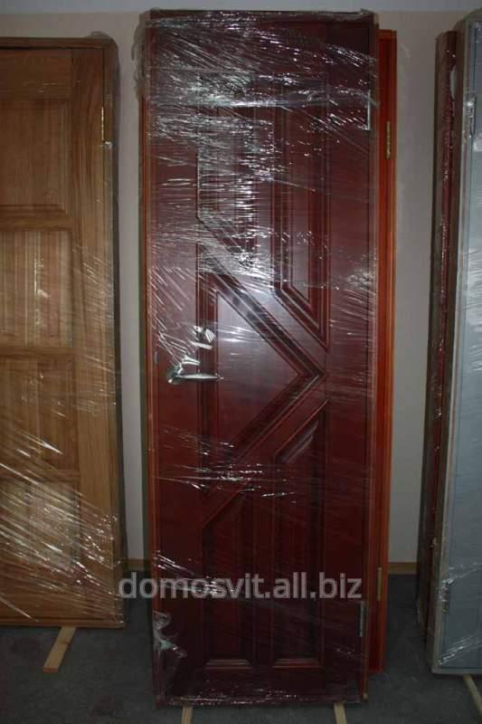 Дверь из натурального дерева Д-25ясень, приобрести двери деревянные