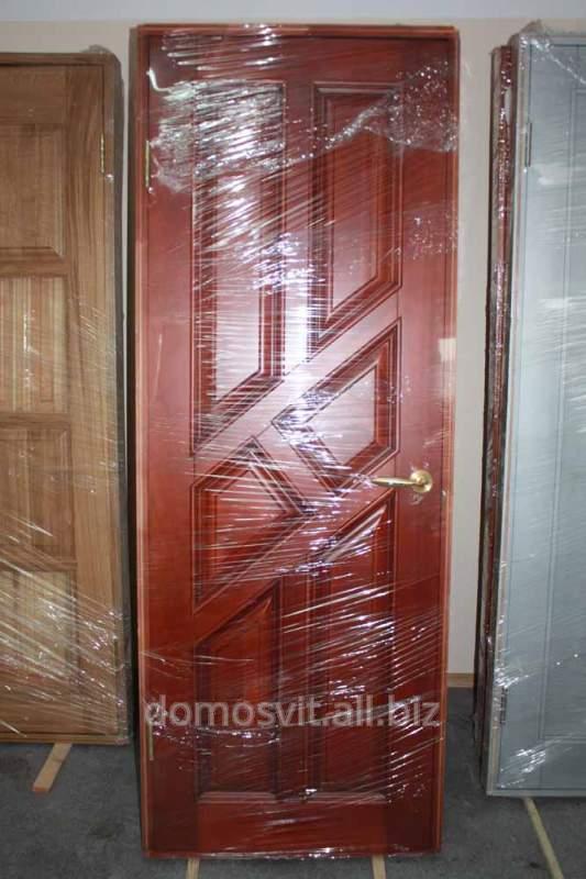 Двери межкомнатные от производителя, дверь деревянная Д 26