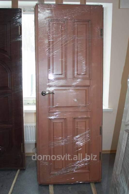 Сосновая дверь, дверь Д 27 по скидке 50%