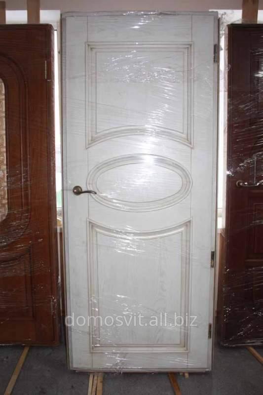 Деревянная дверь Д32, приобрести двери в комнату