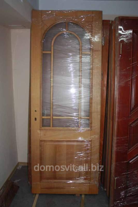 Деревянные двери, дверь Д-35сосна