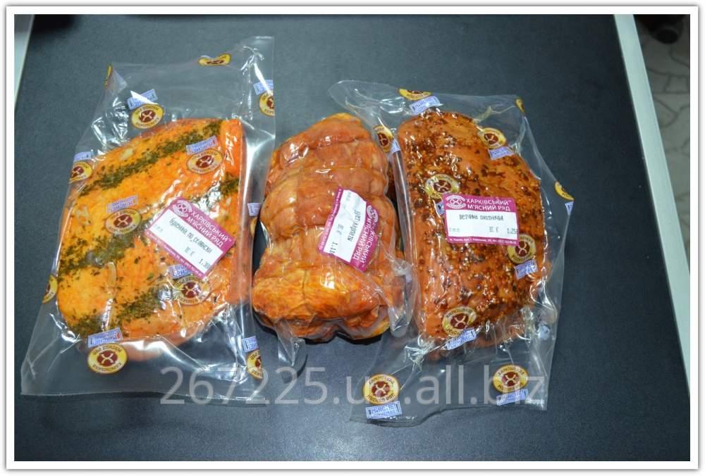 Купить Копчёность из свинины буженина по-Селянски