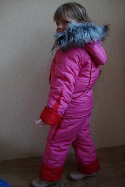 Зимние комбинезоны для детей, детские комбинезоны от производителя, комбинезоны для девочек, модель  804