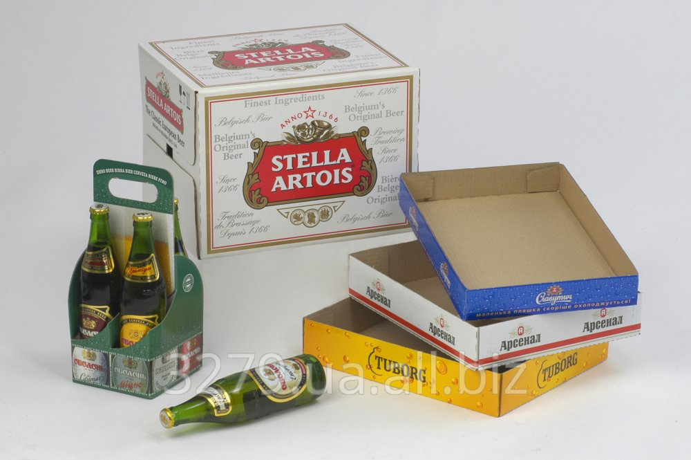 Упаковка для пива