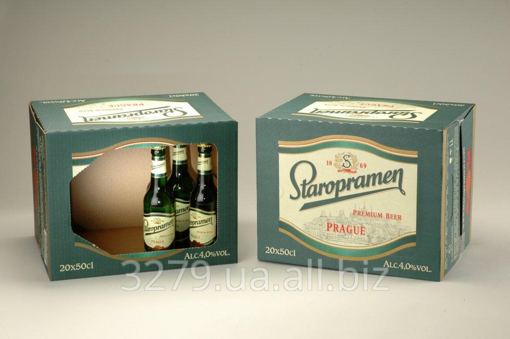 Ящик для упаковки ПИВА