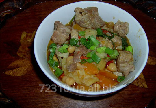 Buy Meat substitutes from soy. Soy steyksh, soy forcemeat, soy goulash, soy vermicelli