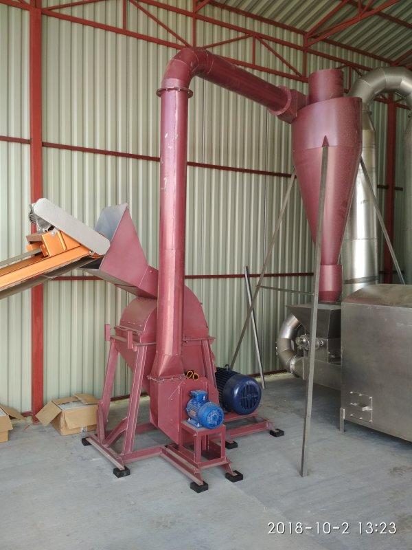 Купить Дробилка молотковая 27,5 кВт