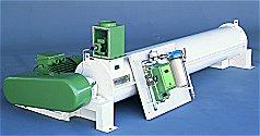 Ziarna tłumienia maszyny trehrotornaja CT-E 32/100