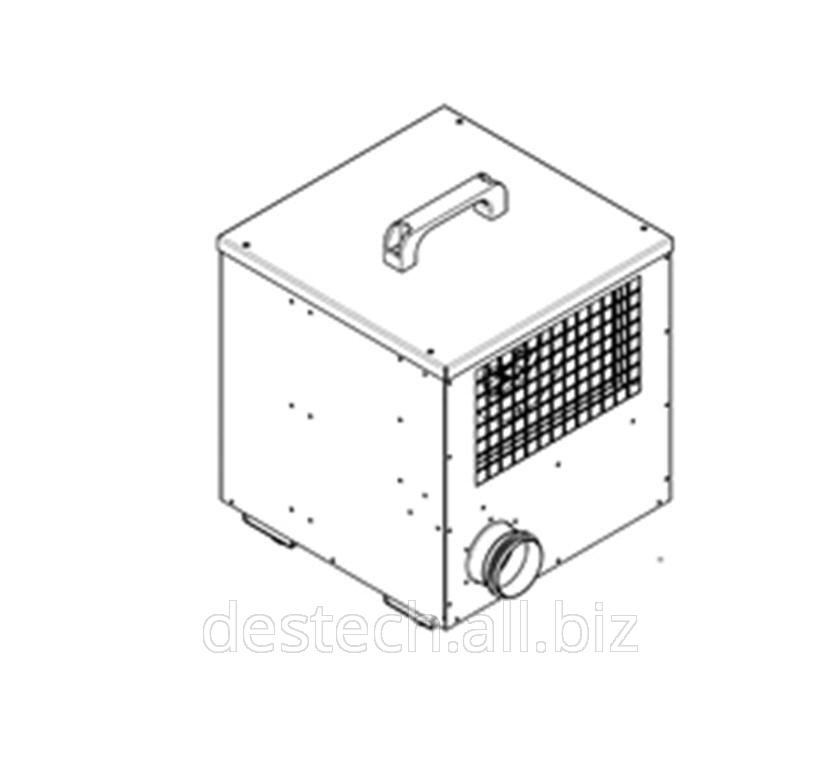 Адсорбционный роторный осушитель воздуха MDC160
