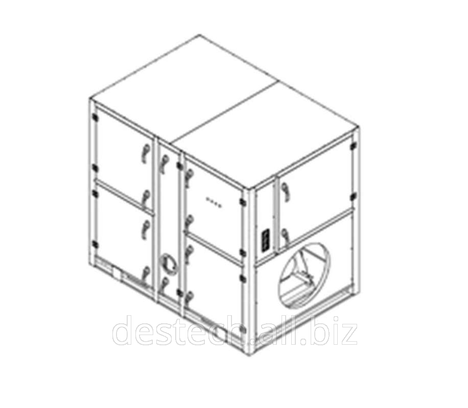 Адсорбционный роторный осушитель воздуха MDC7500