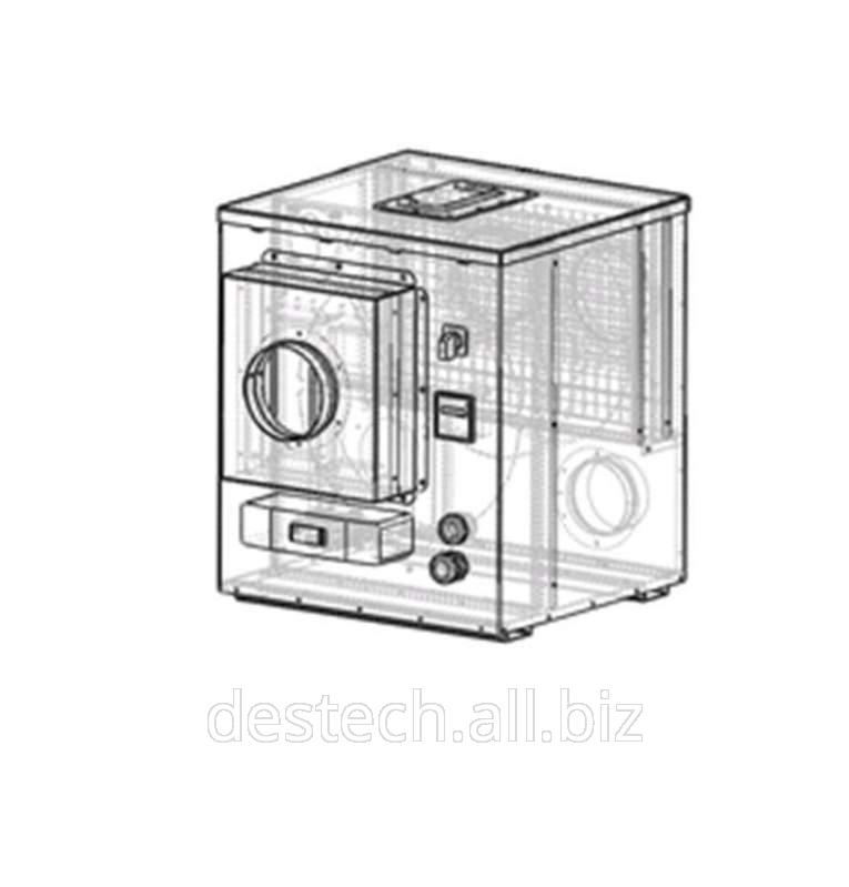 The adsorptive rotor dehumidifier of MDC250 Customized air