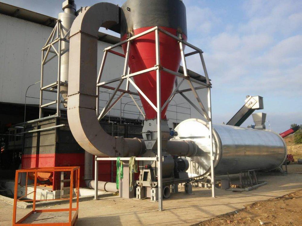 Завод по производству гранул