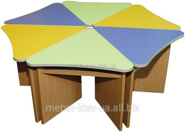 Buy Set of children's tables of Pelyustk