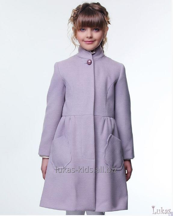 Пальто детские. Пальто 3101.