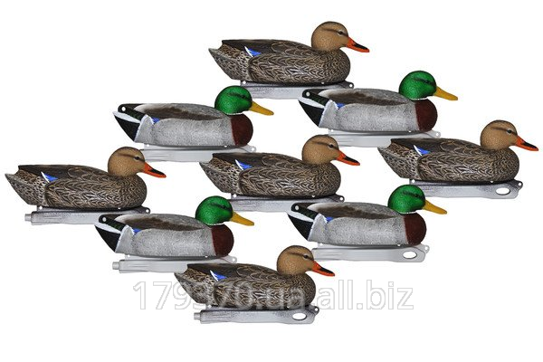Чучела уток Hard Core Floating Promo Mallards Duck Decoys