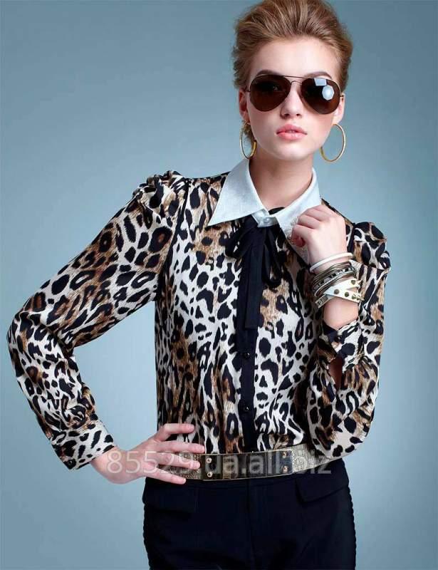 Пошив женских блуз