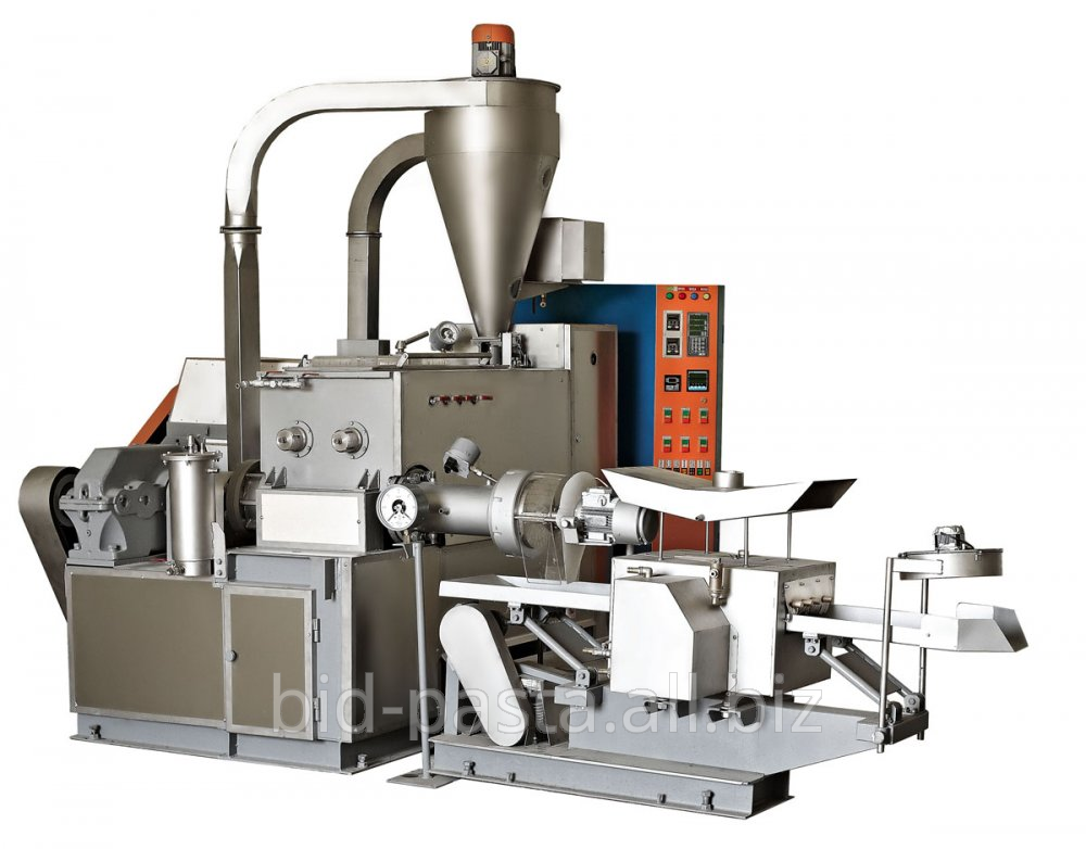 Buy Press for macaroni with a productivity of 400 kg/h