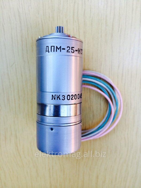 Электродвигатель  ДПМ-25-Н3Т-01Б