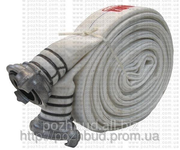 Купить Рукав пожарный латексный Д-77 с ГР-80
