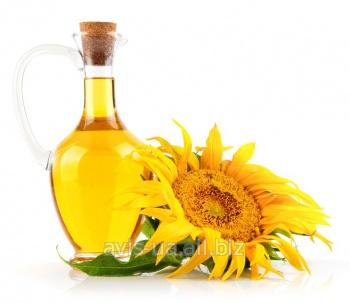 Масло подсолнечное органическое (линолевое и высокоолеиновое)