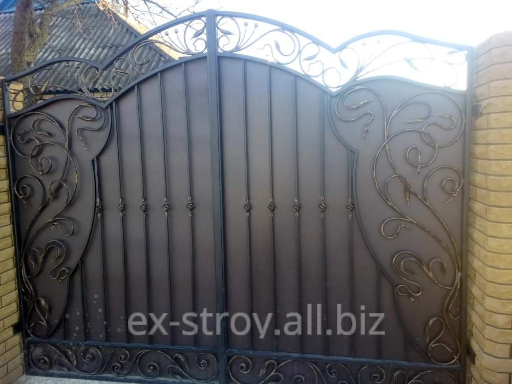 Все красивые ворота