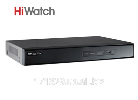 4-х канальный видеорегистратор HIKVISION DS-7204HWI-SH