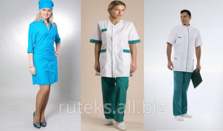 Костюми для медичних працівників