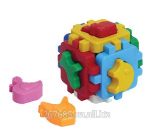Купить Куб «Умный малыш» Домашние животные
