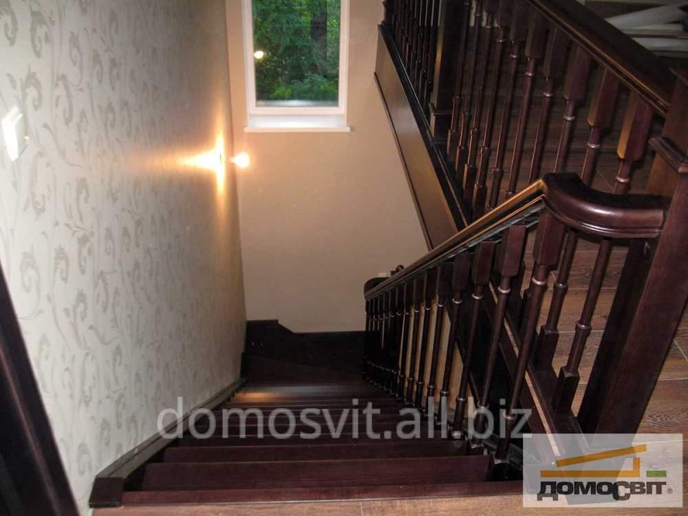 Реставрация и ремонт лестниц деревянных от производителя по доступным ценам, лестницы в дом, внешние лестницы