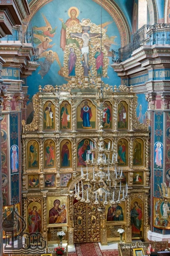 Buy Iconostasis assembled with the Imperial Gate
