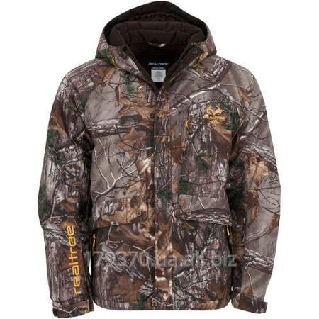 Куртка охотничья теплая Mossy Oak Xtra Men's Insulated Parka