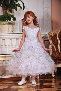Платья нарядные детские оптом
