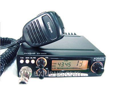 Автомобильная радиостанция Dragon SY-5430