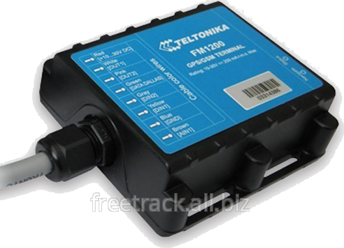 Система охорони автомобіля Teltonika FM1200