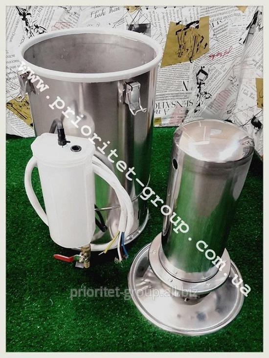 Купить Электрический аквадистиллятор ДЭ-4М (10 л)