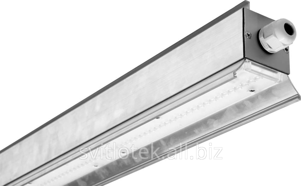 Светодиодный магистральный светильник Лед Гамма А 90 Вт/840-012 (Ret. ASym) 3,4 м Люмен