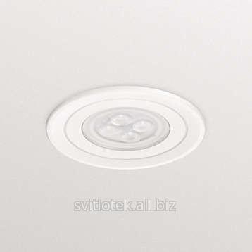 Светильник встраиваемый светодиодный RS120B LED6-25-/840 PSR WH Philips
