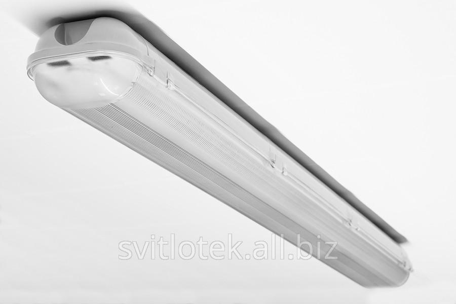 Светодиодный накладной светильник влагозащищенный  Лед Сигма 32 Вт/840-010 PC Люмен