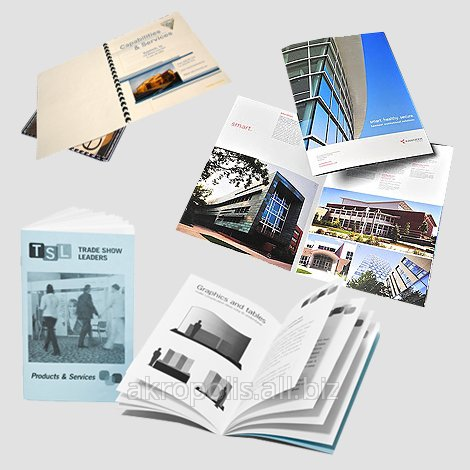 Buy Brochures and booklets