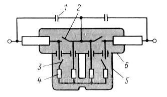 Буфер привод пневматический 8СЯ.287.040.01