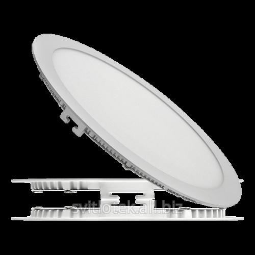 Светильник светодиодный встраиваемый даунлайт Лед Дельта 15 Вт/840-020, 200 мм Люмен