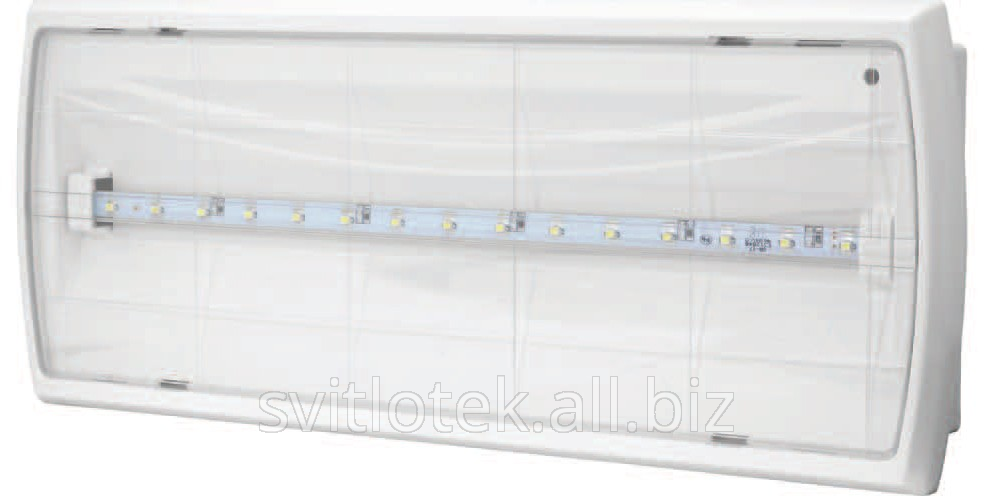 Светильник аварийный TIGER TL/1/SA 1.2W LED 1h IP22 2 режима AWEX