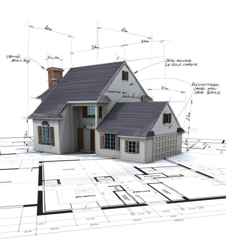 Архитектурные проекты загородных домов