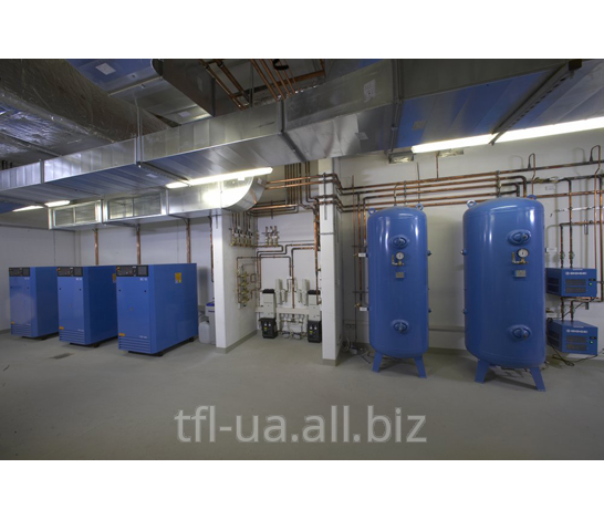 Buy System of the air compressor