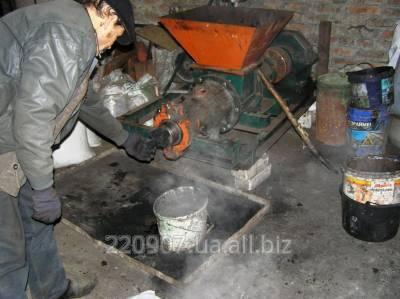 Buy Press extruder of screw 1 t/hour 22 kW